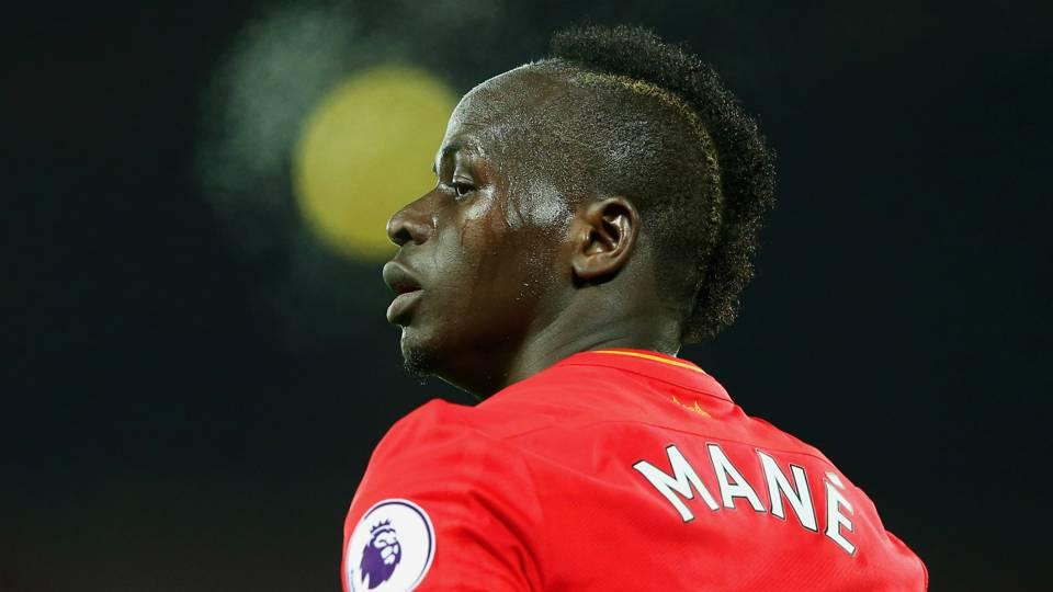 Sadio Mane yang merupakan mesin gol The Reds